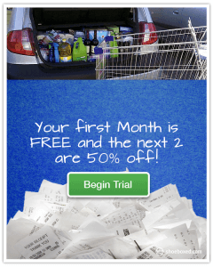 Your fist month is Free and the Next 2 Months are 50% off Email Begin Trail Free Trail Coupon Ad Shopping Cart