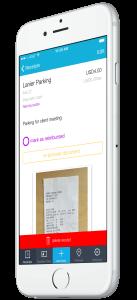 Shoeboxed Screenshot iPhone Iphone Demo App Shoeboxed Receipts Scanner Screenshot