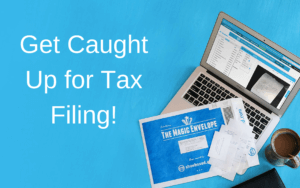 Get Caught Up For Tax Filing Reimbursements Without Expense Report